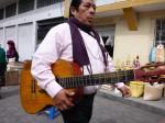 Vastberaden muzikant