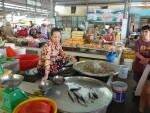 Vismarkt van Can Tho