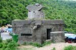 Bunker van de Amerikaans Marines